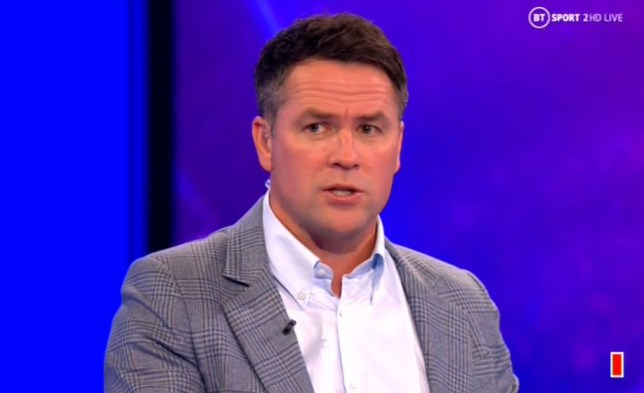 Michael Owen has been impressed with Diogo Jota's start at Liverpool