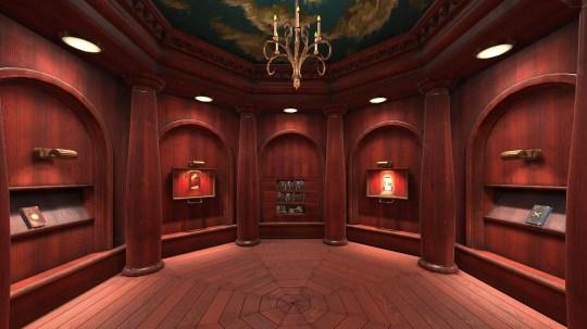 Myst Oculus Quest screenshot