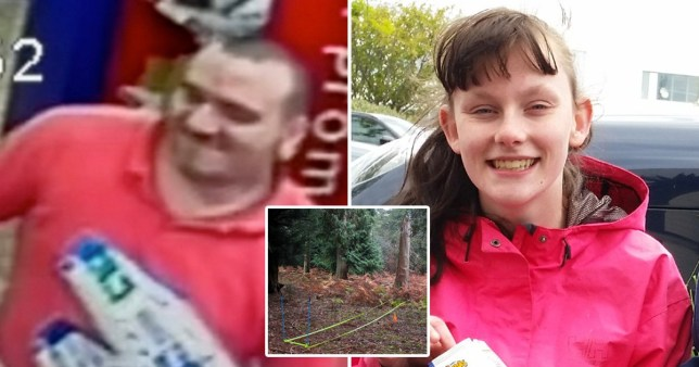 Uncle denies luring niece to woods for sex attack before 'silencing her'