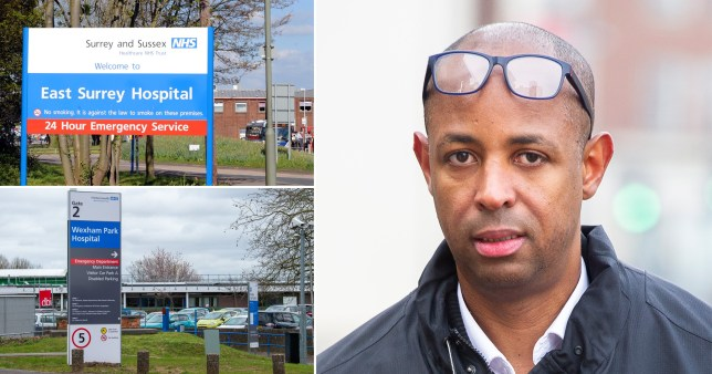Gynaecologist struck off after recording his sexual encounters with secret camera in his glasses