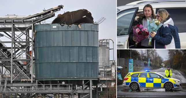 Teenage boy among four dead in explosion at water works