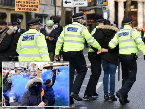 Nine arrested amid London protests against India's farming reforms
