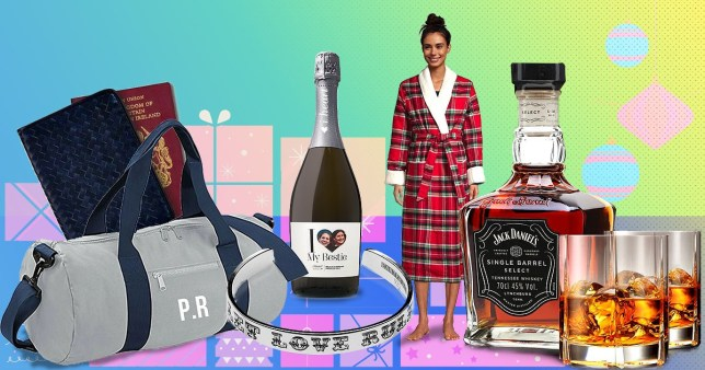 Personalised gifts guide
