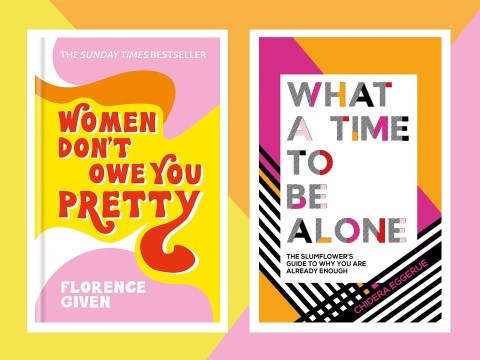 The Slumflower says Florence Given's book 'looks the same' as her own texts
