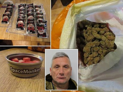 Inside drug dealer's £3,700,000 factory selling cannabis-laced sweets