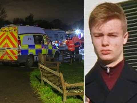 Huge search launched for missing boy, 16, as helicopter scours village