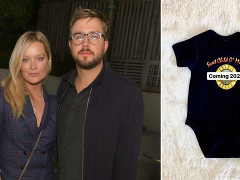 Laura Whitmore pregnant with first baby with Iain Stirling