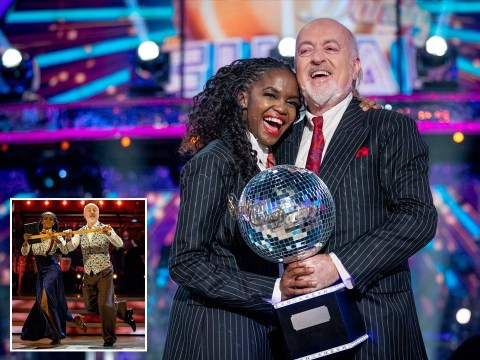 Strictly 2020 final live: Bill Bailey declared the winner in highly emotional finale