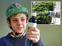Severely epileptic children who have benefited from medicinal cannabis oil, which the NHS have only issued three prescriptions for despite being legal since 2018