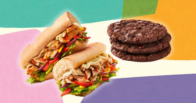 Subway launches a vegan 'chicken' sandwich and cookie