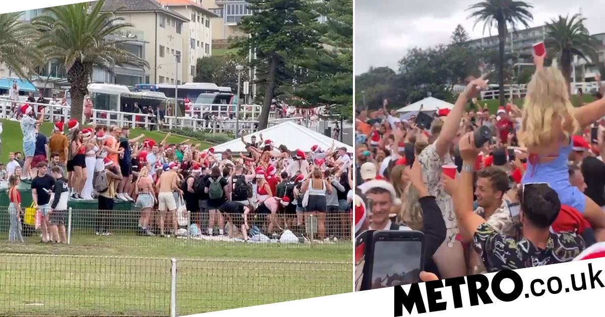 Australia could deport hundreds of Brits after 'super-spreader' party - Metro.co.uk