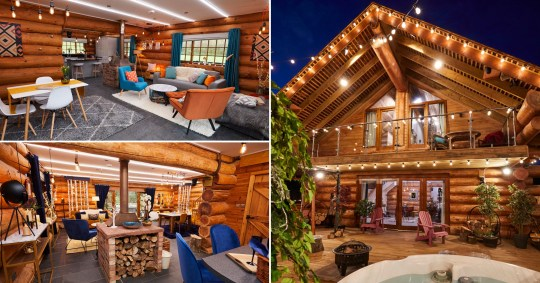 Inside The Cabins: ITV\'s stand-in for Love Island
