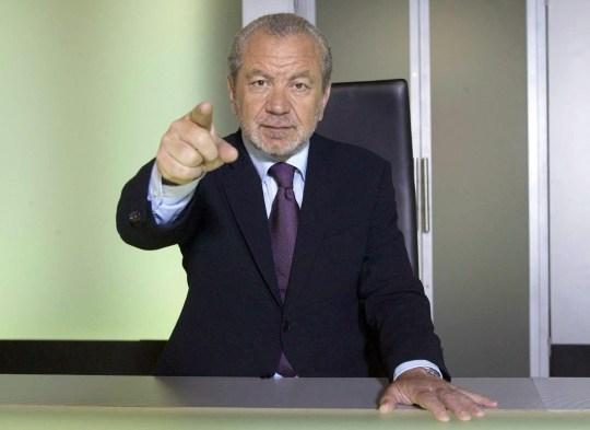 Lord Alan Sugar desires The Apprentice to 'relocate to Australia'