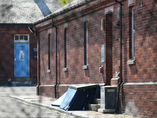 A view of Napier Barracks in Folkestone, Kent, where migrants who have crossed the Channel in small boats are to be housed in the military barracks while their asylum claims are processed. PA Photo. Picture date: Tuesday September 15, 2020. See PA story POLITICS Migrants. Photo credit should read: Gareth Fuller/PA Wire