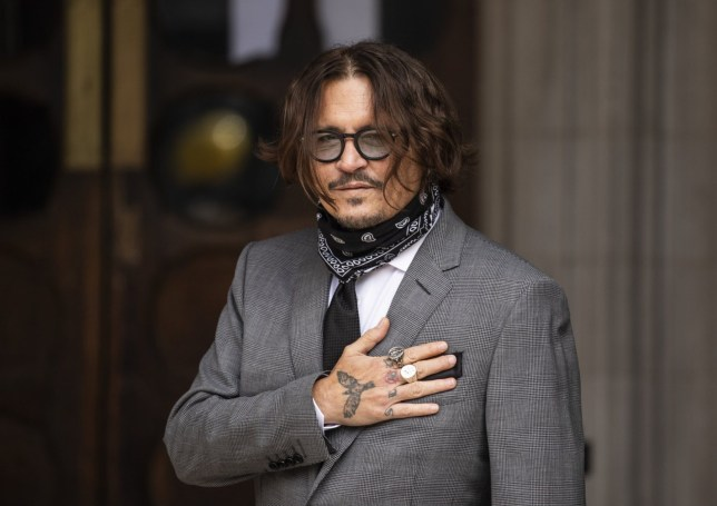 Johnny Depp shares New Year message on Instagram