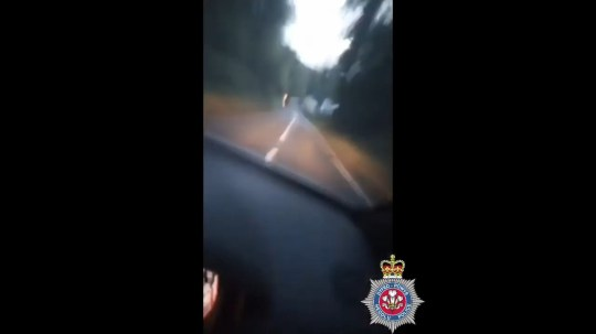 Driver who streamed himself on Facebook while hitting speeds of up to 120mph has been jailed Justin Dean Jones