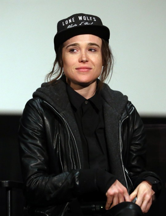 Los Angeles, CA - Ellen Page Comes Out as Trans changes Name To Elliot. Pictured: Ellen Page BACKGRID USA 1 DECEMBER 2020 BYLINE MUST READ: MediaPunch / BACKGRID USA: +1 310 798 9111 / usasales@backgrid.com UK: +44 208 344 2007 / uksales@backgrid.com *UK Clients - Pictures Containing Children Please Pixelate Face Prior To Publication*