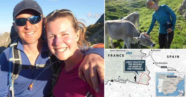 Police believe missing Brit may not have disappeared in mountain accident