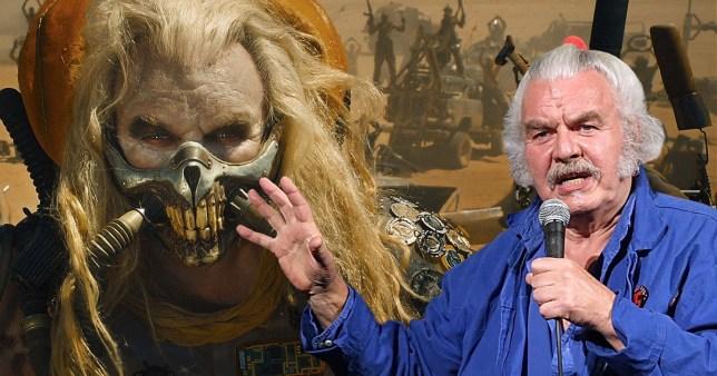 Hugh Keays-Byrne in Mad Max