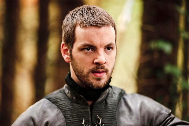 Game Of Thrones star Gethin Anthony as Renley Baratheon