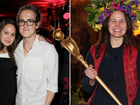I'm A Celebrity 2020: Tom Fletcher over the moon as he talks to wife Giovanna for first time in three weeks