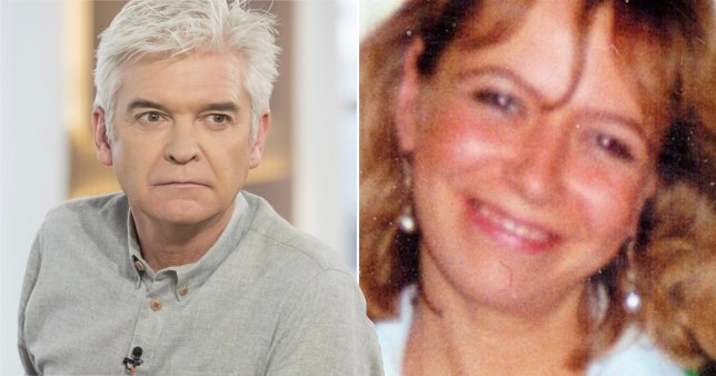 Phillip Schofield pays a tribute to his former colleague Kate