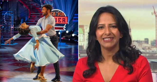 Ranvir Singh on GMB and Strictly