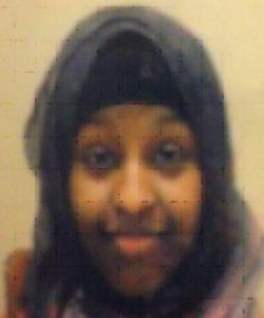 Missing London teen found in camp for Isis brides with three year old son Missing People @missingpeople ? Jun 5, 2014 Pl RT, appeal for Nasra, missing frm #Lewisham 03 Jun. Call 116 000 with any info http://ow.ly/xET4S