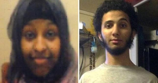 Une adolescente londonienne disparue retrouvée dans un camp pour les mariées Isis avec son fils de trois ans Twitter
