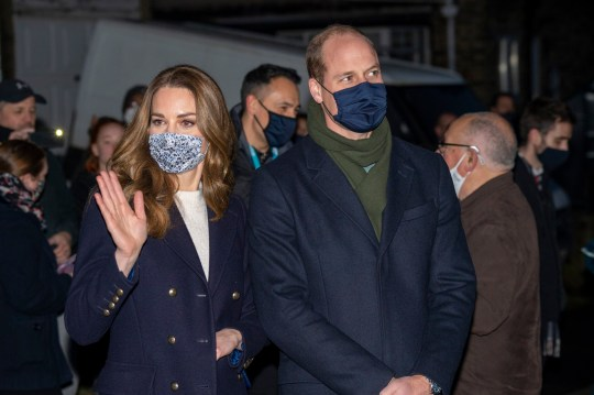 Kate Middleton has been volunteering with the Royal Voluntary Service and chatting to 85-year-old Len Gardner during the pandemic.