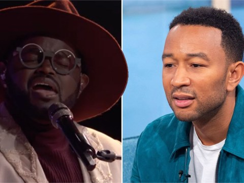 The Voice contestant moves John Legend to tears with song that 'means a lot' to Chrissy Teigen