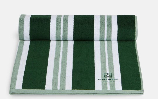 Soho House Hong Kong Towel