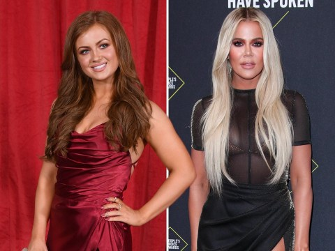 Strictly Come Dancing 2020: Maisie Smith was flummoxed after Khloe Kardashian complimented her 'beautiful legs'