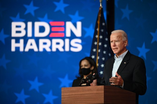 Joe Biden and Kamala Harris named Time's 'Particular person of the 12 months 2020'