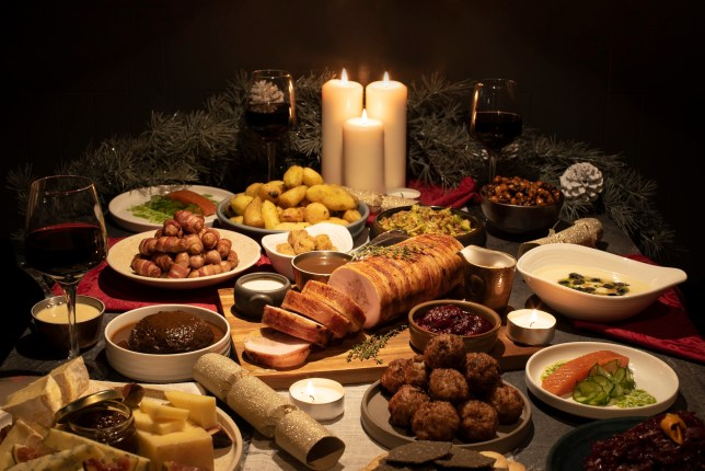 Christmas by Nico: Festive Party Experience