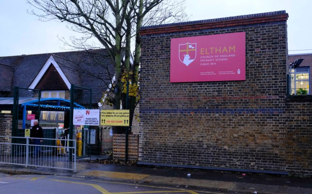 PHOTO:STEVE FINN 07968894444 PICTURE SHOWS: A General View Of The Eltham Church Of England Primary School.In The Greenwich Borough Which Is Due To Close Tomorrow.Eltham.SE London.Greenwich Borough UK.Today.14/12/20 SEE FERRARI PRESS FOR FULL COPY NO SYNDICATION FOR SOCIAL MEDIA USAGE PLEASE CHECK WITH THE COPYRIGHT HOLDER PRIOR. NON FEE PAYING WEBSITES THAT HAVE STOLEN AND USED IMAGE WILL BE CHARGED ACCORDINGLY. SEPARATE ONLINE FEE AND PAPER FEE APPLIES. INDIVIDUAL TITLE FEE ALSO. stevefinnphotography@yahoo.co.uk