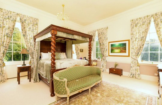 county durham castle up for sale - one of 11 bedrooms
