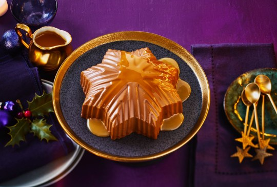 Plant Pioneers chocolate and salted caramel star