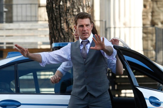 Tom Cruise Mission: Impossible 7 rant