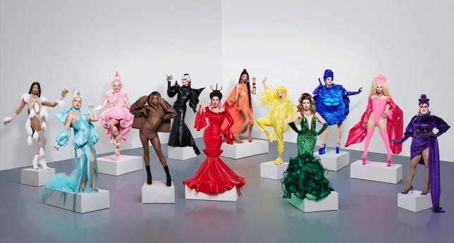 RuPaul's Drag Race UK: Contestants revealed for season 2 | Metro News