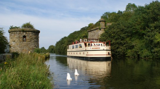 English Holiday Cruises Supplied by travel company English Holiday Cruises for feture about UK holidays