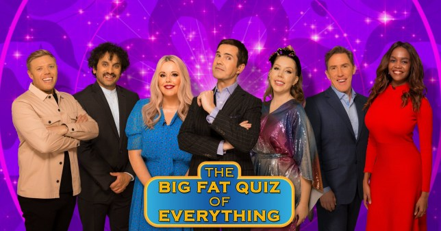 Picture: Channel 4 Big Fat Quiz announces new January show after line-up backlash
