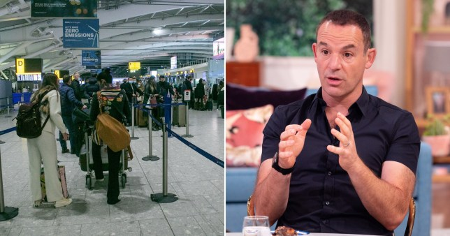 This Morning money expert Martin Lewis issues warning on travelling abroad in tier 4 restrictions