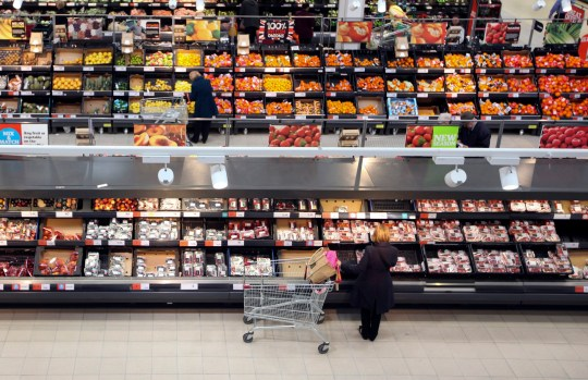Sainsbury's warns it may run out of some veg by Christmas