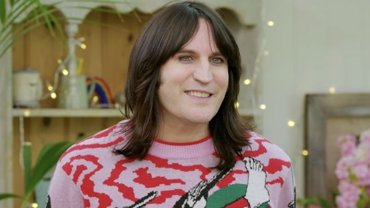 Noel Fielding Picture: Channel 4