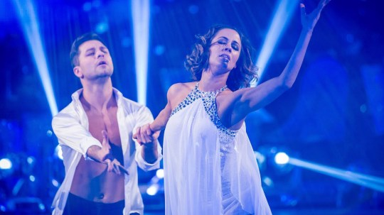 Caroline Flack's 'beautiful' showdance remembered in Strictly Come Dancing Christmas special BBC