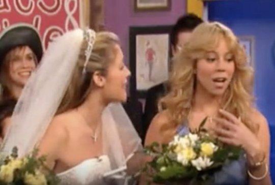 Mariah Carey on SM: TV Live