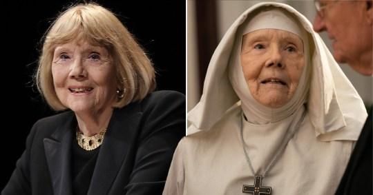 Diana Rigg as Mother Dorothea