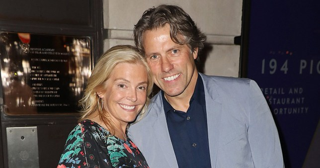 john bishop and wife