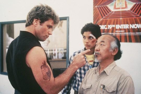 The Karate Kid - 1984